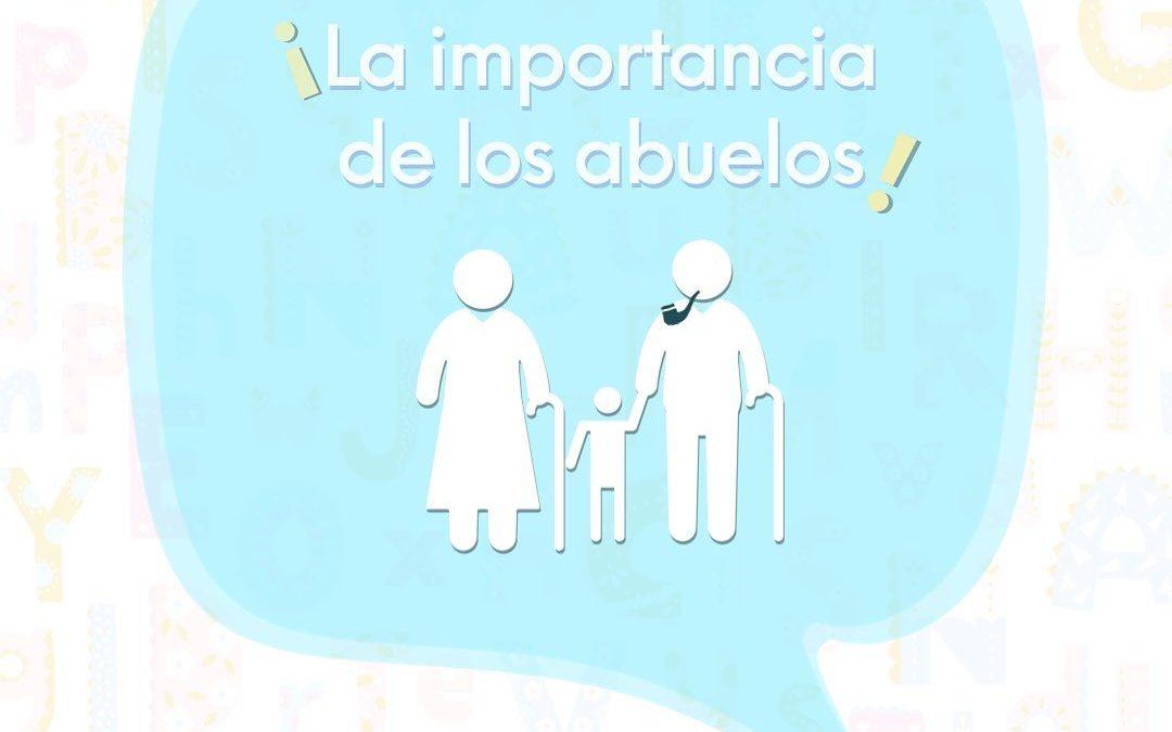 La Importancia de los Abuelos